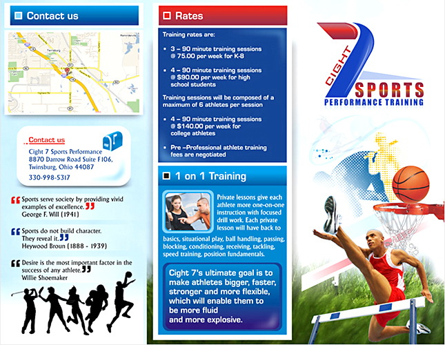 Brochure Design | Kooldesignmaker.Com Blog