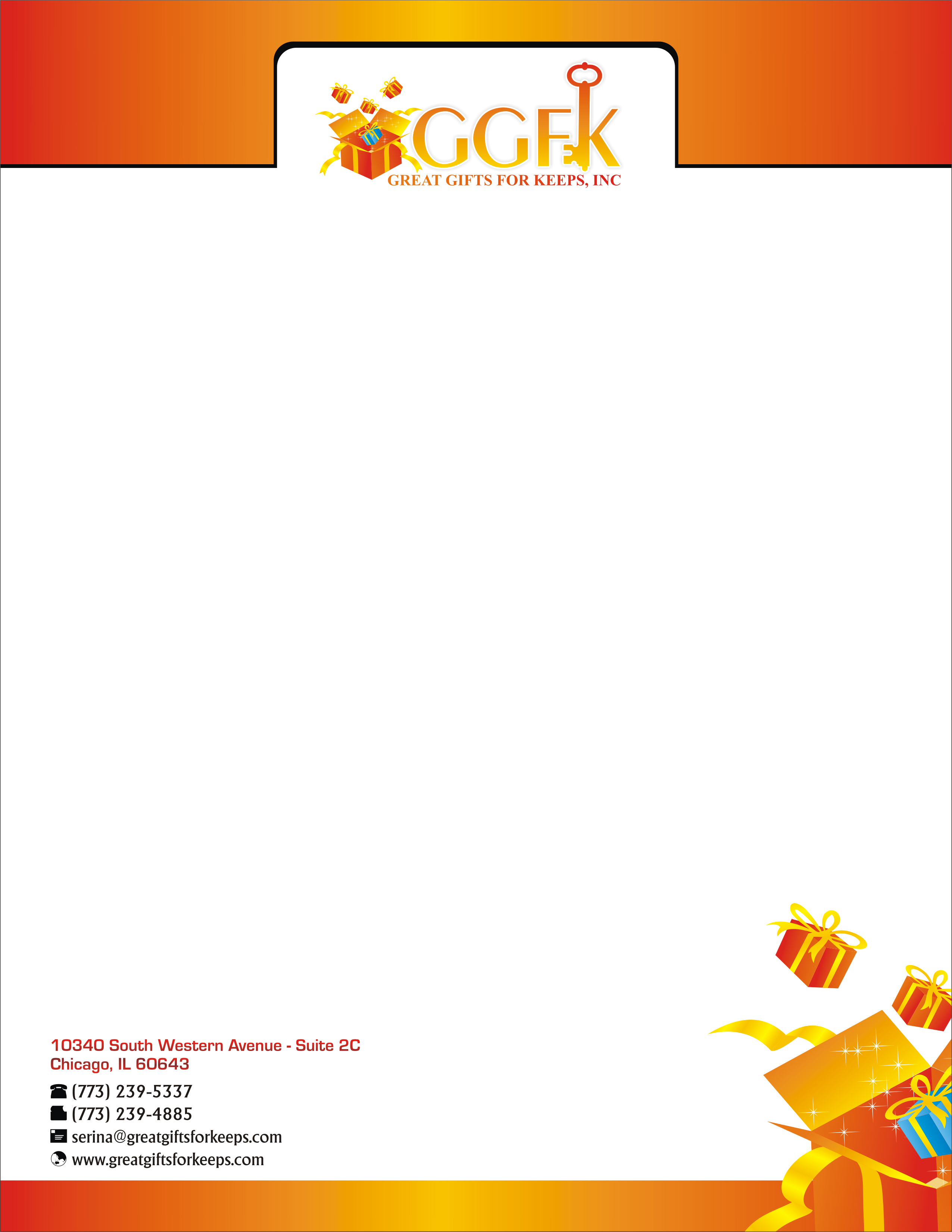 5 - Letterhead Design Ideas