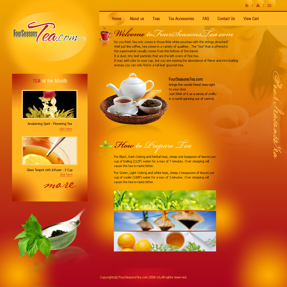 Homepage Web Design Tips: Website Home Page Design Ideas