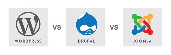 CMS Comparison Drupal Vs Joomla Vs WordPress